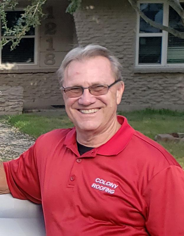 Steve Furber, Sr.