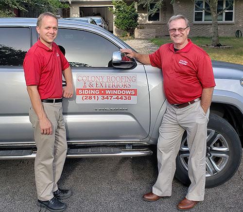 Steve & Steve Furber, Jr.