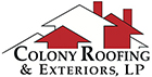Colony Roofing & Exteriors Logo